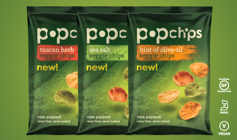 Photo of Popchips' Fiber Finally Poppin' Off