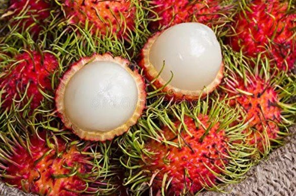Peace Brand Fancy Rambutan in Heavy Syrup 565g (628MART) (3 Count)
